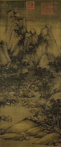 Juran - Xiao Getting the Orchid Pavilion Scroll by Deception