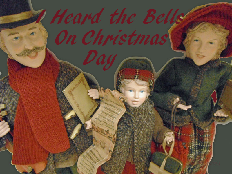 lyrics to I Heard the Bells on Christmas Day   Notable Inklings