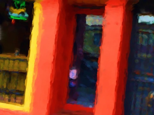 Abstract Townscape 2