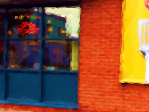 Abstract Townscape 3