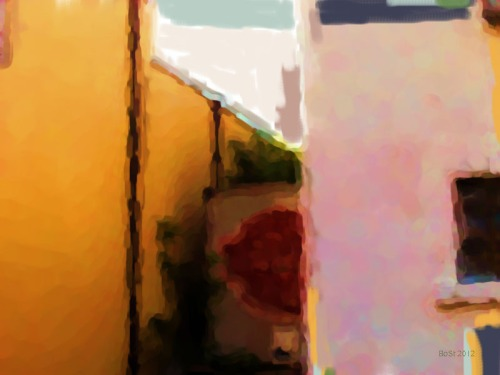 Abstract Townscape 6