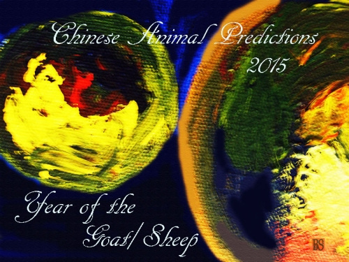 Chinese Animal Predictions 2015