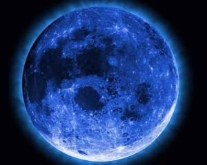 Blue Moon-Imige- NASA