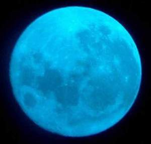 Blue Moon-NASA Image