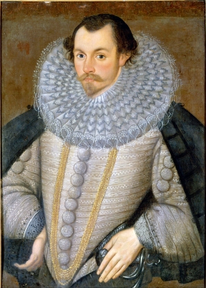 Sir Martin Frobisher (British School, Dulwich Picture Gallery)