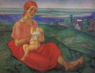 Kuzma Petrov-Vodkin 1878 1939