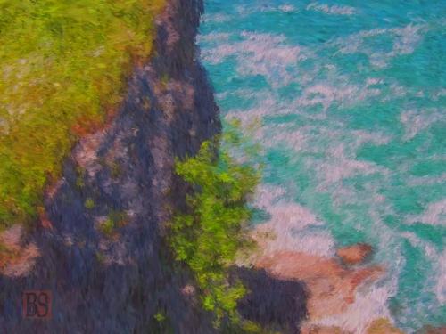 13- bThe Cliff