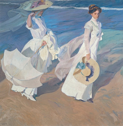 17-Joaquin Sorolla y Bastida (February 27, 1863 - August 10, 1923